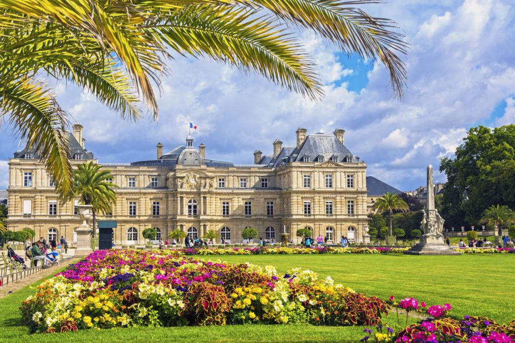 Luxembourg Gardens Paris: Jardin Du Luxembourg - Paris Attractions